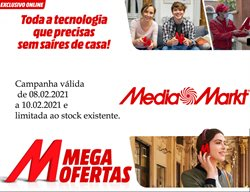 Folheto Media Markt ( Vencido )