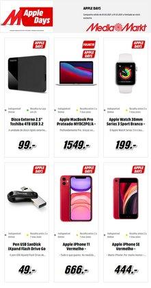 Promoções de USB em Media Markt