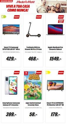 Folheto Media Markt ( Publicado hoje )