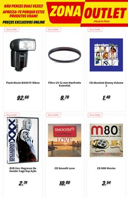 Ofertas de Informática e eletrónica no folheto Media Markt (  6 dias mais)