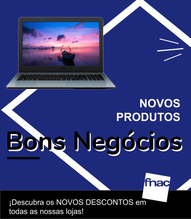 Promoção de Fnac no folheto de Braga