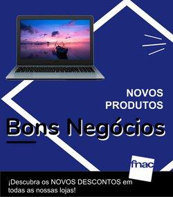 Ofertas Informática e eletrónica no folheto Fnac ( 20 dias mais )