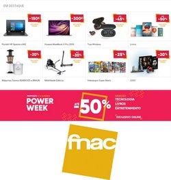 Ofertas Informática e eletrónica no folheto Fnac em Setúbal ( Publicado hoje )