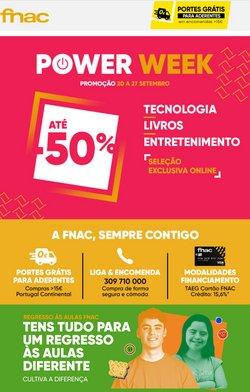 Ofertas de Informática e Eletrónica no folheto Fnac (  Publicado hoje)