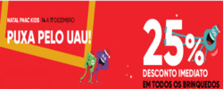 Promoção de Fnac no folheto de Almada