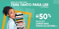 Promoção de Fnac no folheto de Lisboa