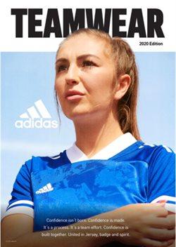 Folheto Adidas em Almada ( Mais de um mês )