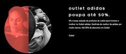 Promoção de Adidas no folheto de Lisboa