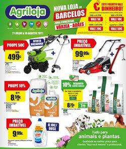 Ofertas de Bricolage, jardim e construção no folheto Agriloja (  13 dias mais)
