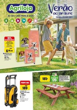 Ofertas de Bricolage, jardim e construção no folheto Agriloja (  24 dias mais)