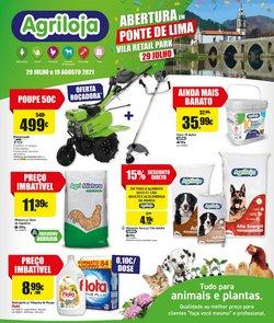 Ofertas de Bricolage, jardim e construção no folheto Agriloja (  17 dias mais)