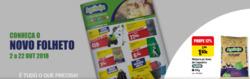 Promoção de Agriloja no folheto de Estremoz