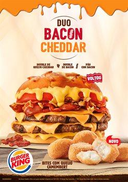 Ofertas Restaurantes no folheto Burger King em Aveiro ( 6 dias mais )