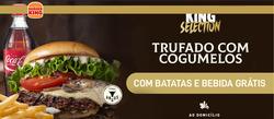 Cupão Burger King em Coimbra ( 2 dias mais )