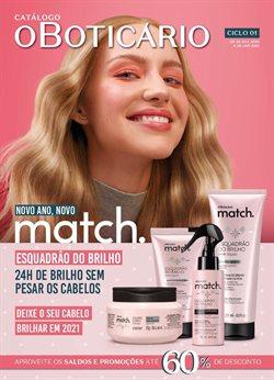 Ofertas de perfume no folheto O Boticário (  2 dias mais)