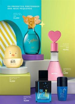 Promoções de Desodorante em O Boticário