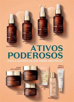Ofertas Perfumarias e beleza no folheto O Boticário ( 20 dias mais )