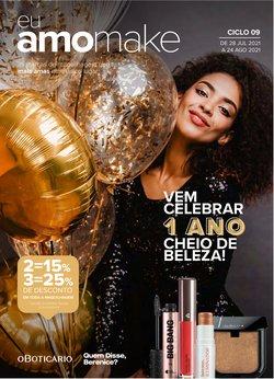 Ofertas de Perfumarias e beleza no folheto O Boticário (  22 dias mais)