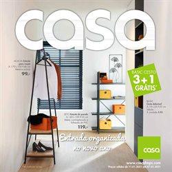Ofertas Casa e decoração no folheto CASA ( 13 dias mais )