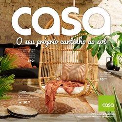 Ofertas de CASA no folheto CASA (  4 dias mais)