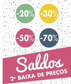 Promoção de CASA no folheto de Lisboa