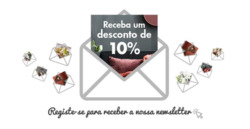 Promoção de CASA no folheto de Vila Nova de Gaia