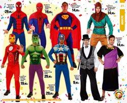 Promoções de Spiderman em Centroxogo