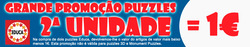 Promoção de Centroxogo no folheto de Lisboa