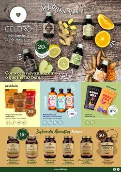 Ofertas Supermercados no folheto Celeiro em Almada ( 3 dias mais )