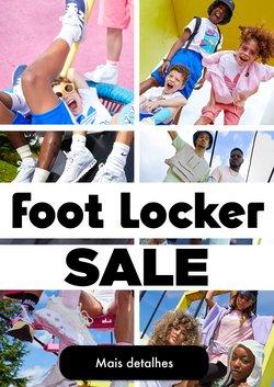 Ofertas de Foot Locker no folheto Foot Locker (  14 dias mais)