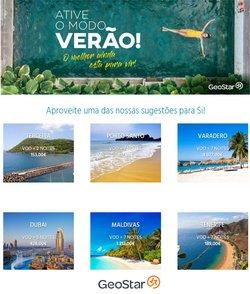 Ofertas de Viagens no folheto Geostar (  18 dias mais)