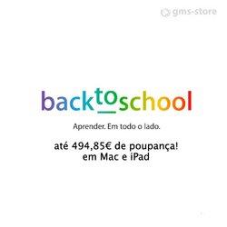 Ofertas de GMS Store no folheto GMS Store (  Expira amanhã)