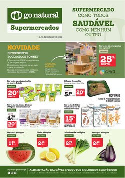 Ofertas de Go Natural no folheto Go Natural (  14 dias mais)