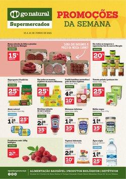 Ofertas de Restaurantes no folheto Go Natural (  Publicado ontem)