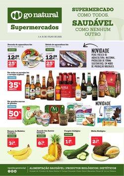 Ofertas de Restaurantes no folheto Go Natural (  3 dias mais)
