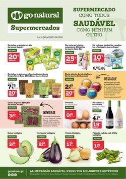 Ofertas de Go Natural no folheto Go Natural (  Expirado)