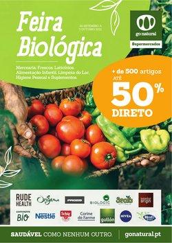 Ofertas de Restaurantes no folheto Go Natural (  11 dias mais)