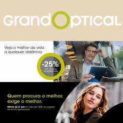 Ofertas de Óticas no folheto Grandoptical (  Publicado hoje)