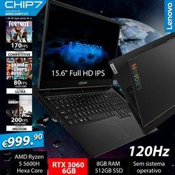 Ofertas de Chip7 no folheto Chip7 (  4 dias mais)