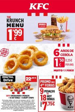 Catálogo KFC (  15 dias mais)
