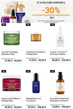 Ofertas de Perfumarias e beleza no folheto Kiehl's (  4 dias mais)