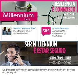 Ofertas de Millennium Bcp no folheto Millennium Bcp (  3 dias mais)