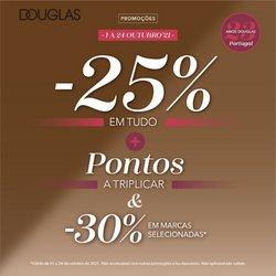 Ofertas de Douglas no folheto Douglas (  8 dias mais)