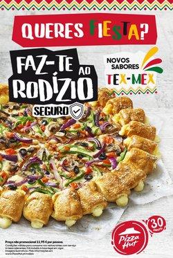 Catálogo Pizza Hut (  3 dias mais)