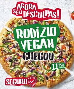 Ofertas de Restaurantes no folheto Pizza Hut (  10 dias mais)