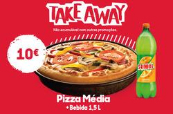 Cupão Pizza Hut em Braga ( 16 dias mais )