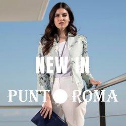 Ofertas de Punt Roma no folheto Punt Roma (  Mais de um mês)