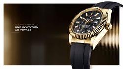 Ofertas Marcas de luxo no folheto Rolex em Braga ( 10 dias mais )