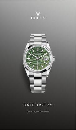 Ofertas de Marcas de luxo no folheto Rolex (  Mais de um mês)