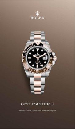Ofertas de Marcas de luxo no folheto Rolex (  3 dias mais)